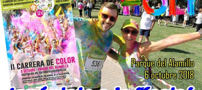 II Carrera del Color FEAFES-Andalucía