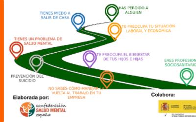 Pautas para cuidar la Salud Mental durante la desescalada